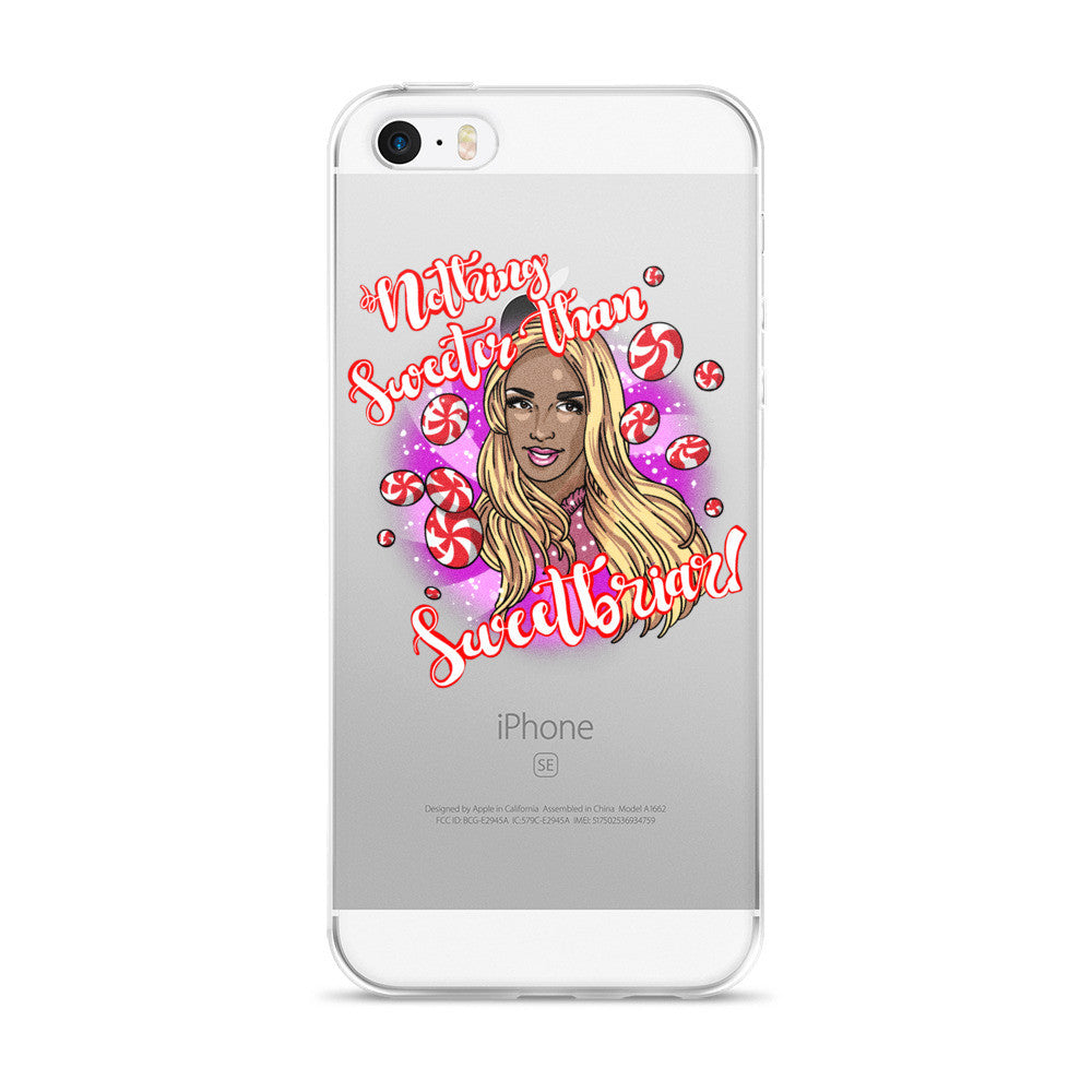 BeBe Sweetbriar: Nothing Sweeter than Sweetbriar iPhone 6/6s, 6/6s Plus Case