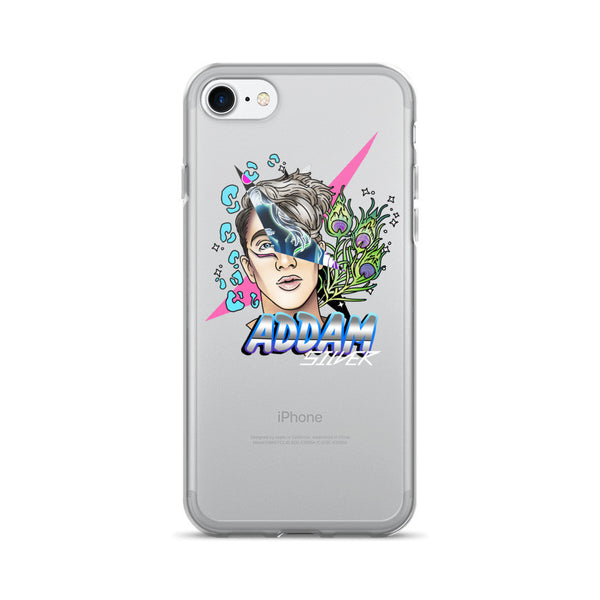 Addam Silver: 80's Freak iPhone 7/7 Plus Case