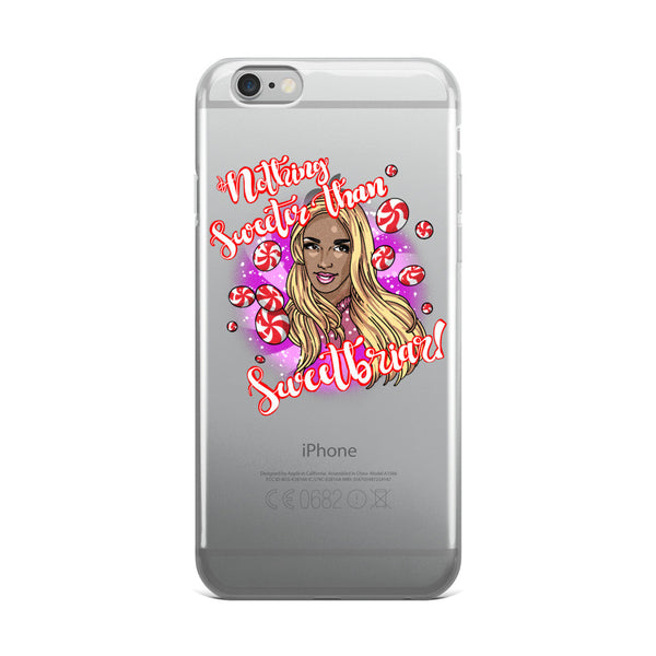 BeBe Sweetbriar: Nothing Sweeter than Sweetbriar iPhone 5/5s/Se, 6/6s, 6/6s Plus Case