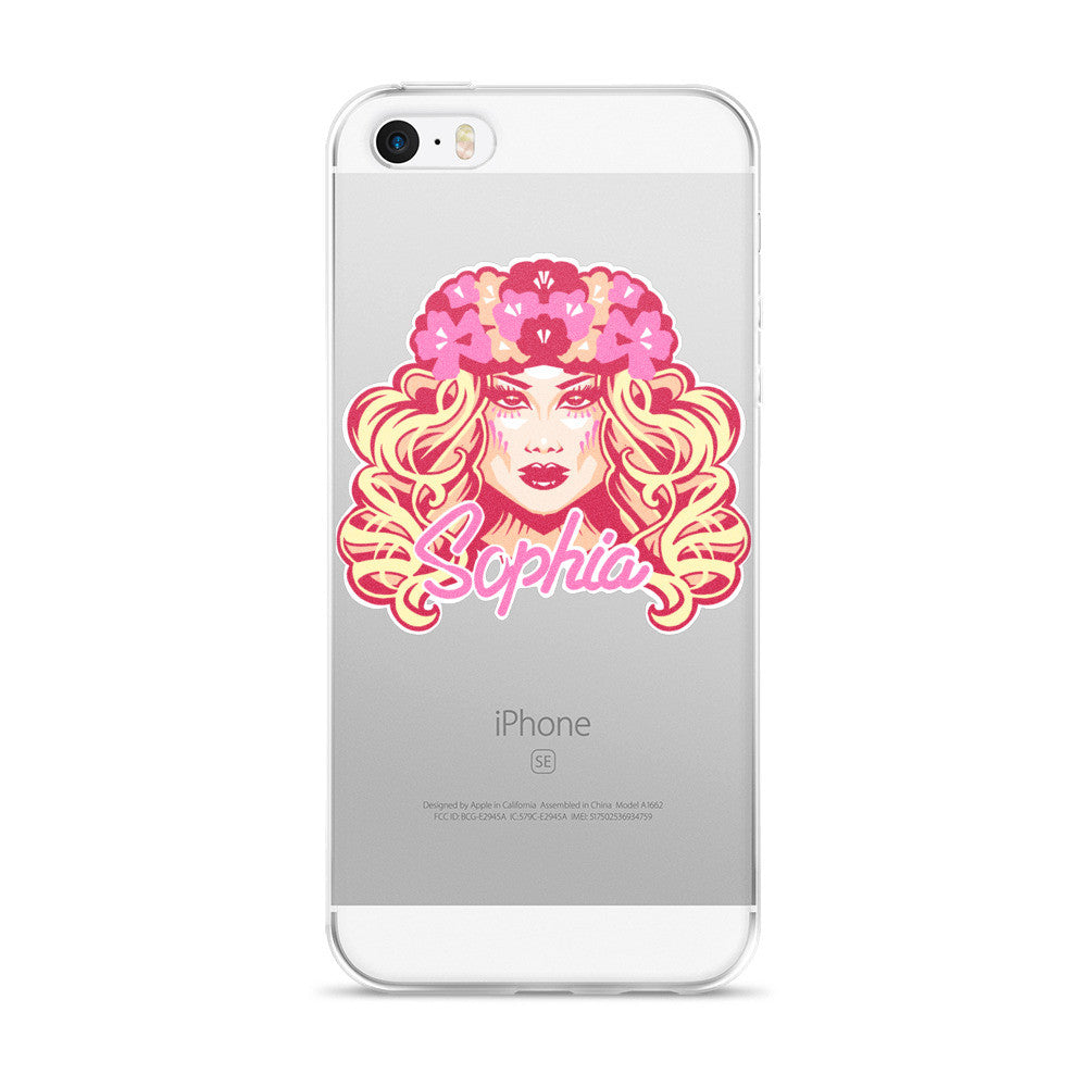 Sophia De La Rosa: Filtered iPhone 6/6s, 6/6s Plus Case