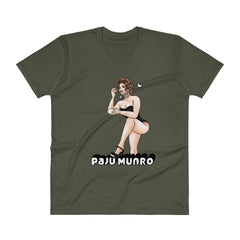 Paju Munro: V-Neck T-Shirt