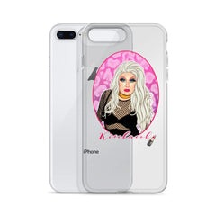 Ivanna Kischacok iPhone Case