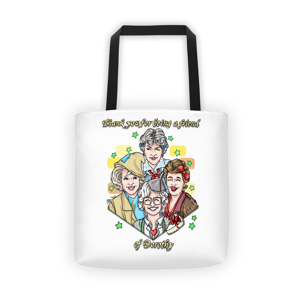 Friend of Dorothy: Tote bag
