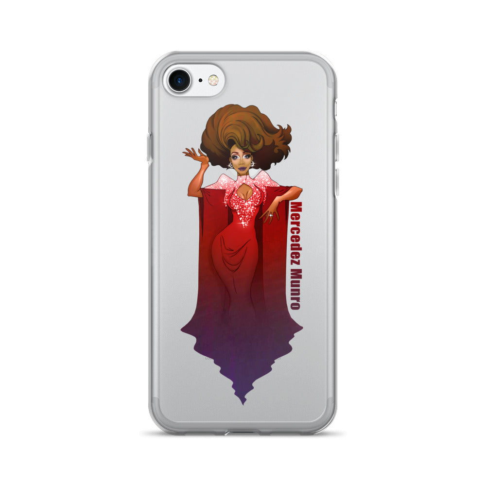 Mercedez Munro: Empire iPhone 7/7 Plus Case