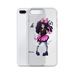 Miss Monstrosity iPhone Case