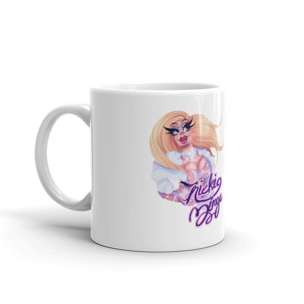 Nicki Mirage: Glazed Mug
