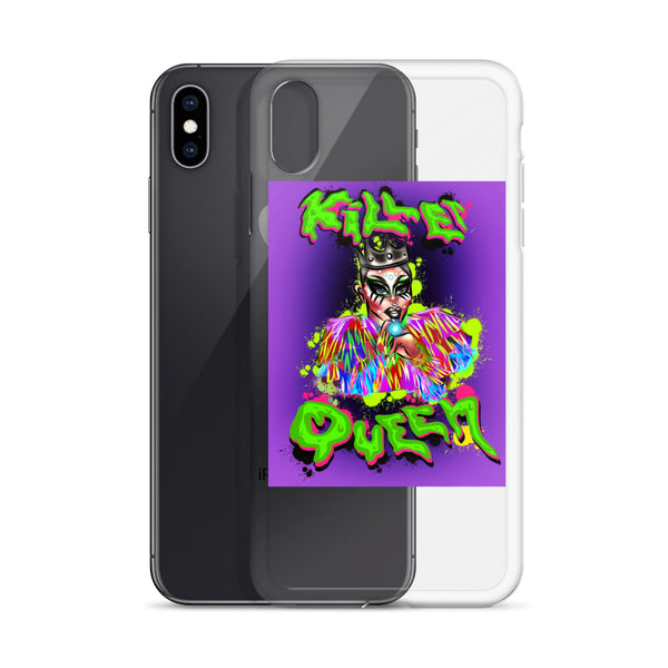 Nitrix Oxide iPhone Case