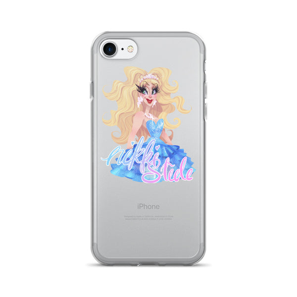 Nikki Steele: Blue Steele iPhone 7/7 Plus Case