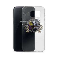 BeBe Sweetbriar: Cleanin' House Samsung Case