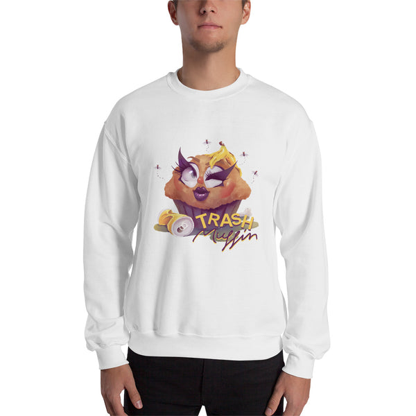 Trash Muffin Sweatshirt