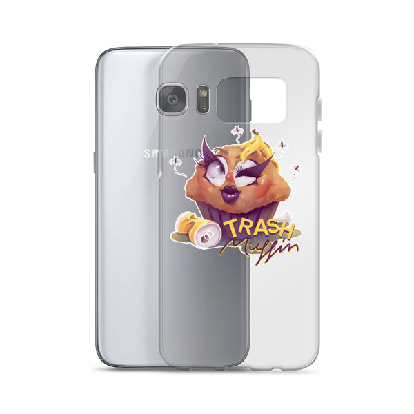 Trash Muffin Samsung Case