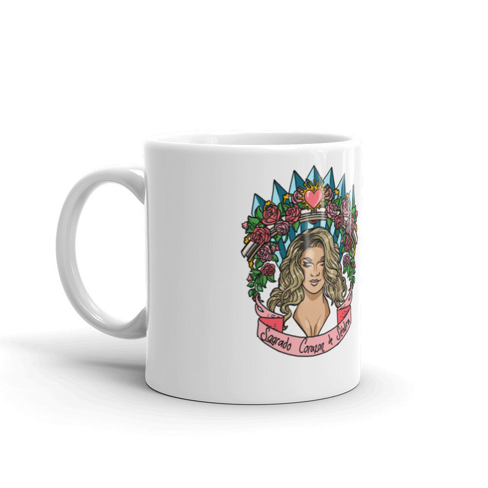 Séndra Rose: Immaculate Beauty Mug