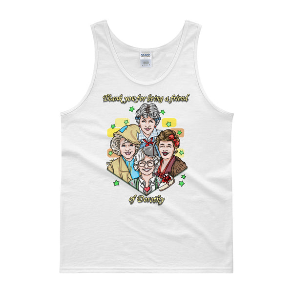 Friend of Dorothy: Tank top
