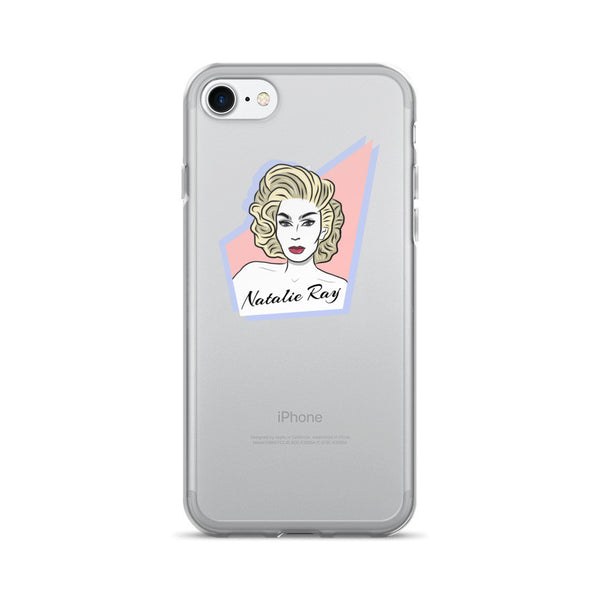 Natalie Ray: Vogue iPhone 7/7 Plus Case