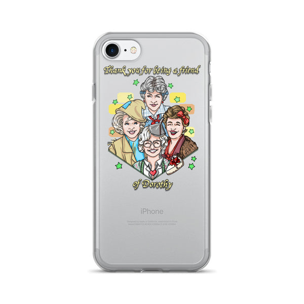 Friend of Dorothy: iPhone 7/7 Plus Case