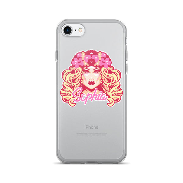 Sophia De La Rosa: Filtered iPhone 7/7 Plus Case