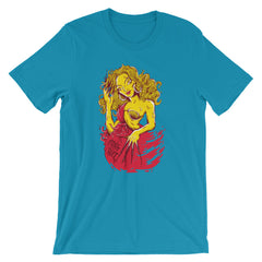 Mona Diet: Butter Unisex short sleeve t-shirt