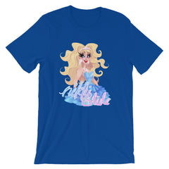 Nikki Steele: Blue Stelle Unisex short sleeve t-shirt