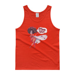 Mona Diet: Flower Power Tank top