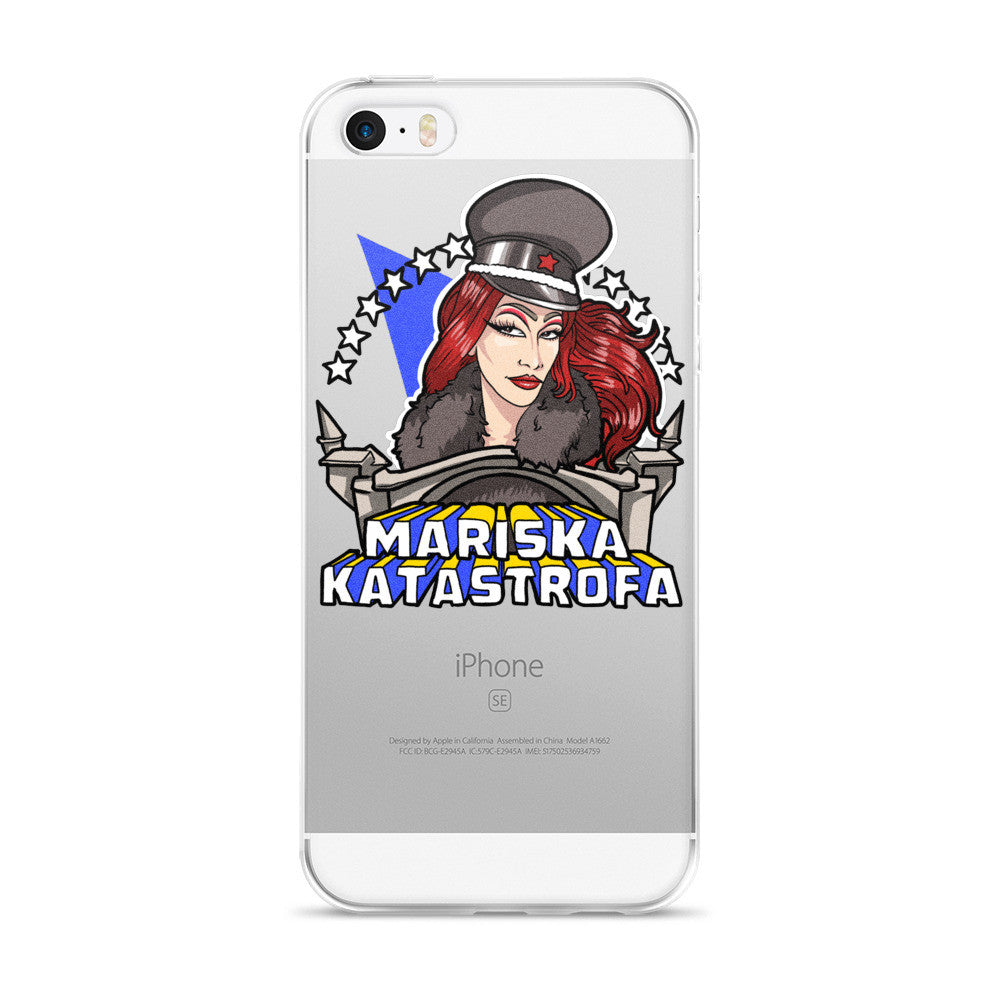 Mariška Katastrofa: Bosnia Bombshell iPhone  6/6s, 6/6s Plus Case