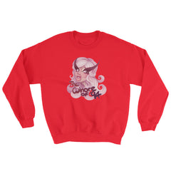 Whore of '94: Pretty in Pink Sweatshirt