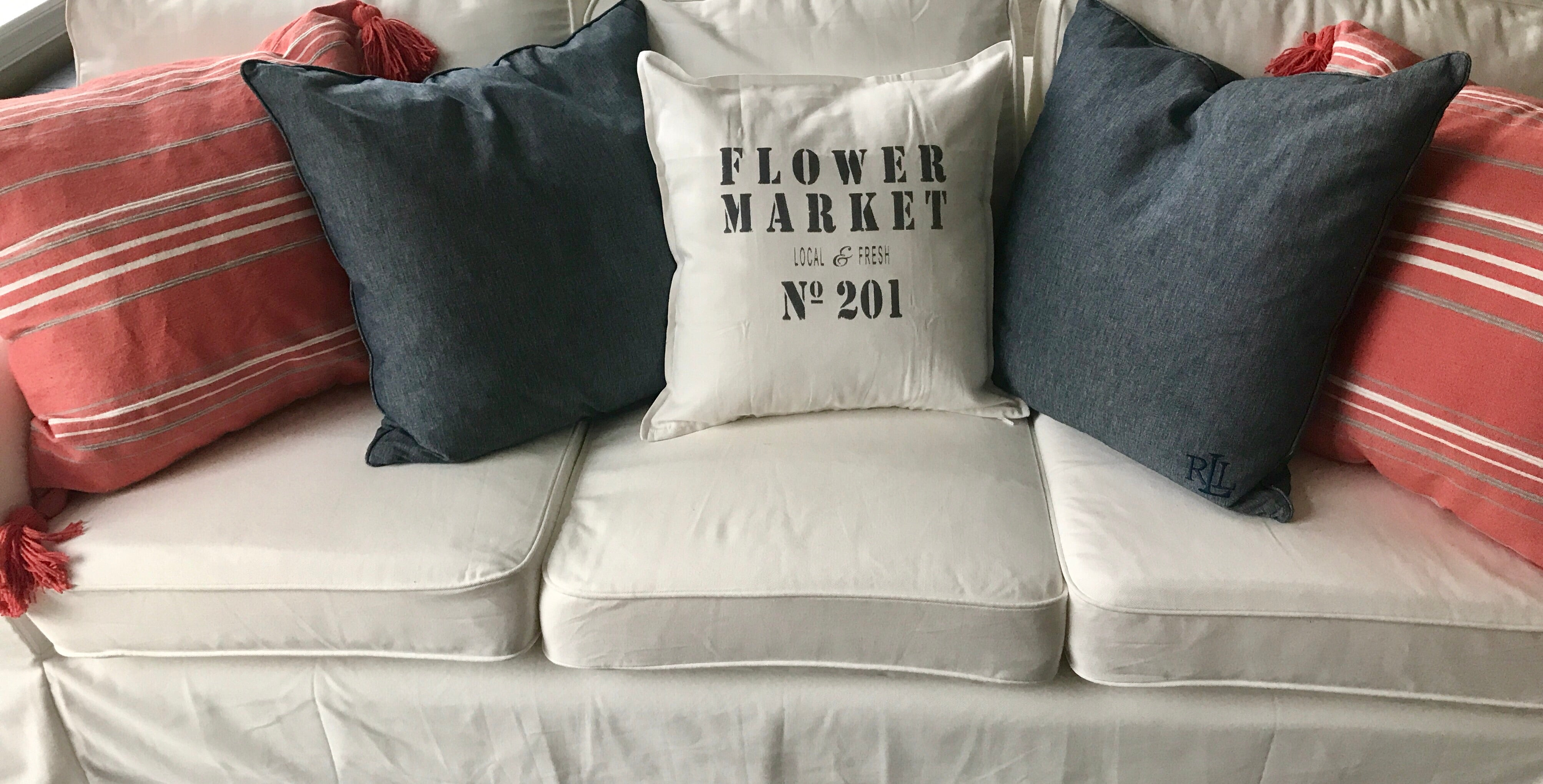 style farmhouse colors decor listing cream il and gray cover flowers upper floral fullxfull covers pillow fixer neutral pjwt