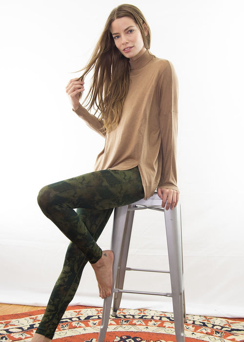 Forest Long Leggings