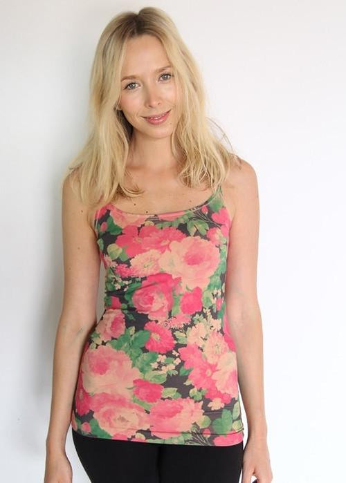 Floral Seamless Cami