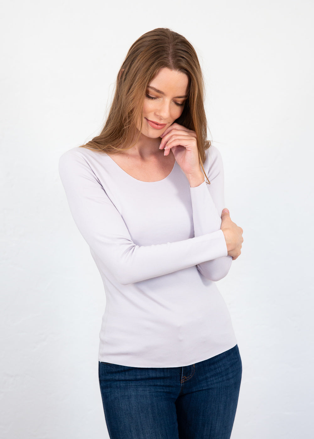 Aspen Fleece Top