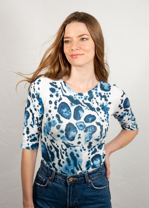 Nomad Elbow Sleeve Top