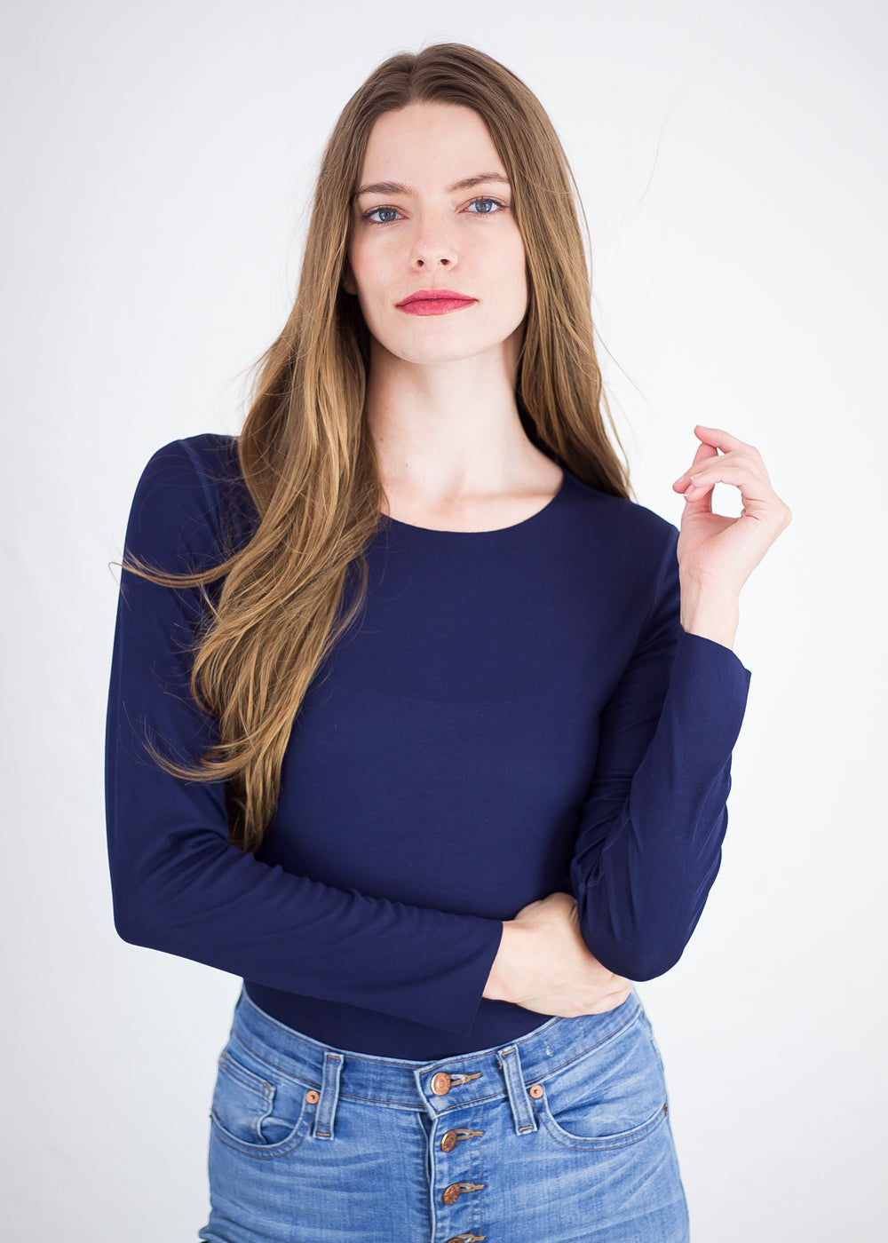 Julia Long Sleeve Top