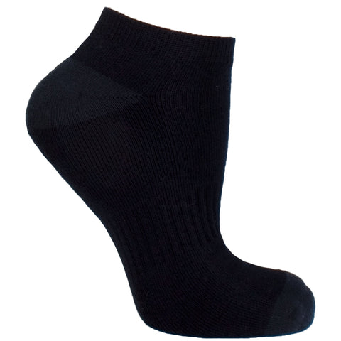 Men's Socks Athletic Performance Sport Colorblock Contrast No Show Hosiery Gray