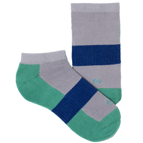 Women's Socks No Show Performance Comfortable Athletic Sport Durable Sock Teal