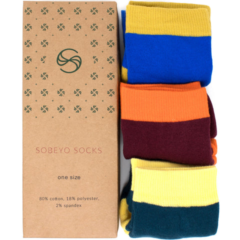 Women's Socks Quarter Ankle Performance Comfortable Colorblock Athletic Sock Mix