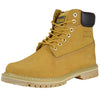 Mens Boots Water and Oil Resistant Work Or Hiking Shoes Tan
