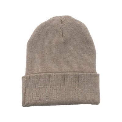 Women Beanies Knitted Solid Cute Hats