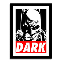 poster - Batman - DARK - Batman - DARK|stikeo.com