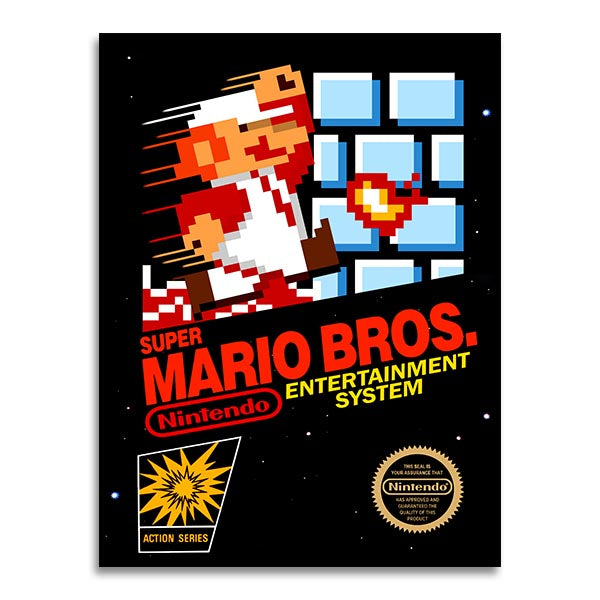 Retrogaming - Mario Bros