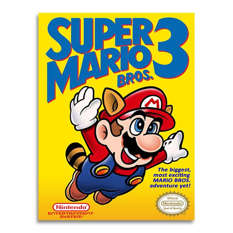 Retrogaming - Super Mario 3