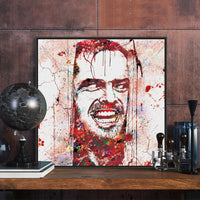 poster - Watercolor Johnny -  Shining - Watercolor Johnny -  Shining | poster | STIKEO.COM|stikeo.com