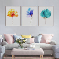 poster - Watercolor Flowers Collection - Watercolor Flowers Collection | poster | STIKEO.COM|stikeo.com