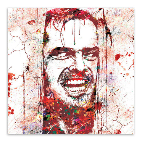 Watercolor Johnny -  Shining | poster | STIKEO.COM