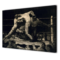 tableau - Abstract Wrestling - Abstract Wrestling|stikeo.com