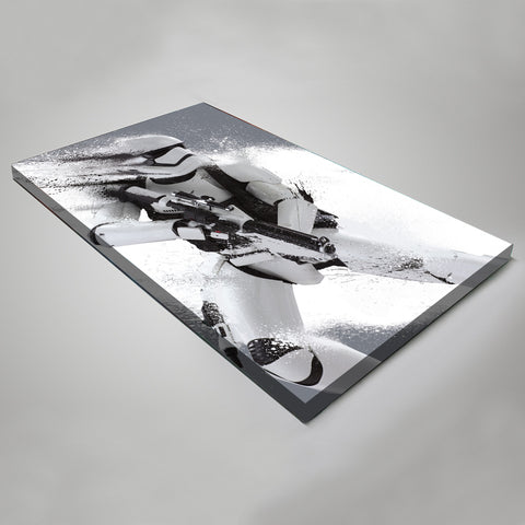 Star Wars - Stormtrooper | tableau | STIKEO.COM