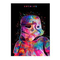 poster - Stormtrooper - Pop Art - Stormtrooper - Pop Art|stikeo.com