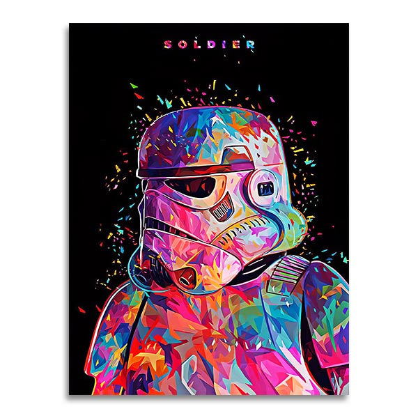 Stormtrooper - PoP Art