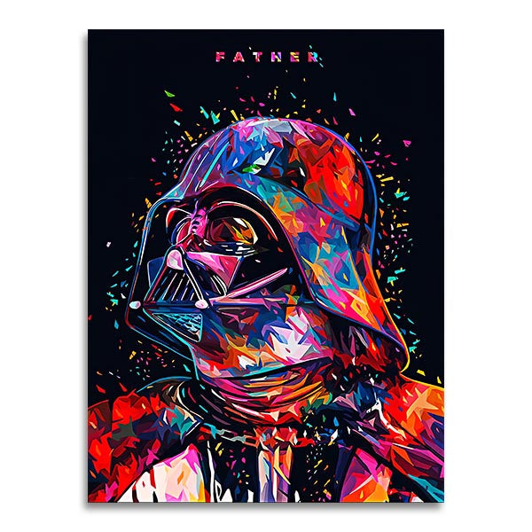 Dark Vador - PoP Art