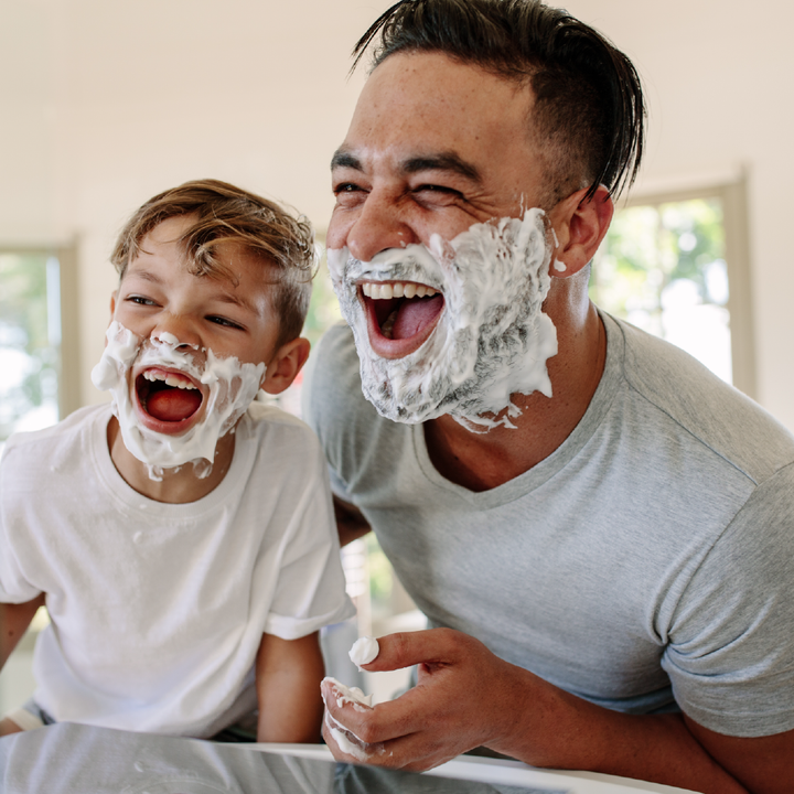 Here's What Age Guys Should Start Shaving