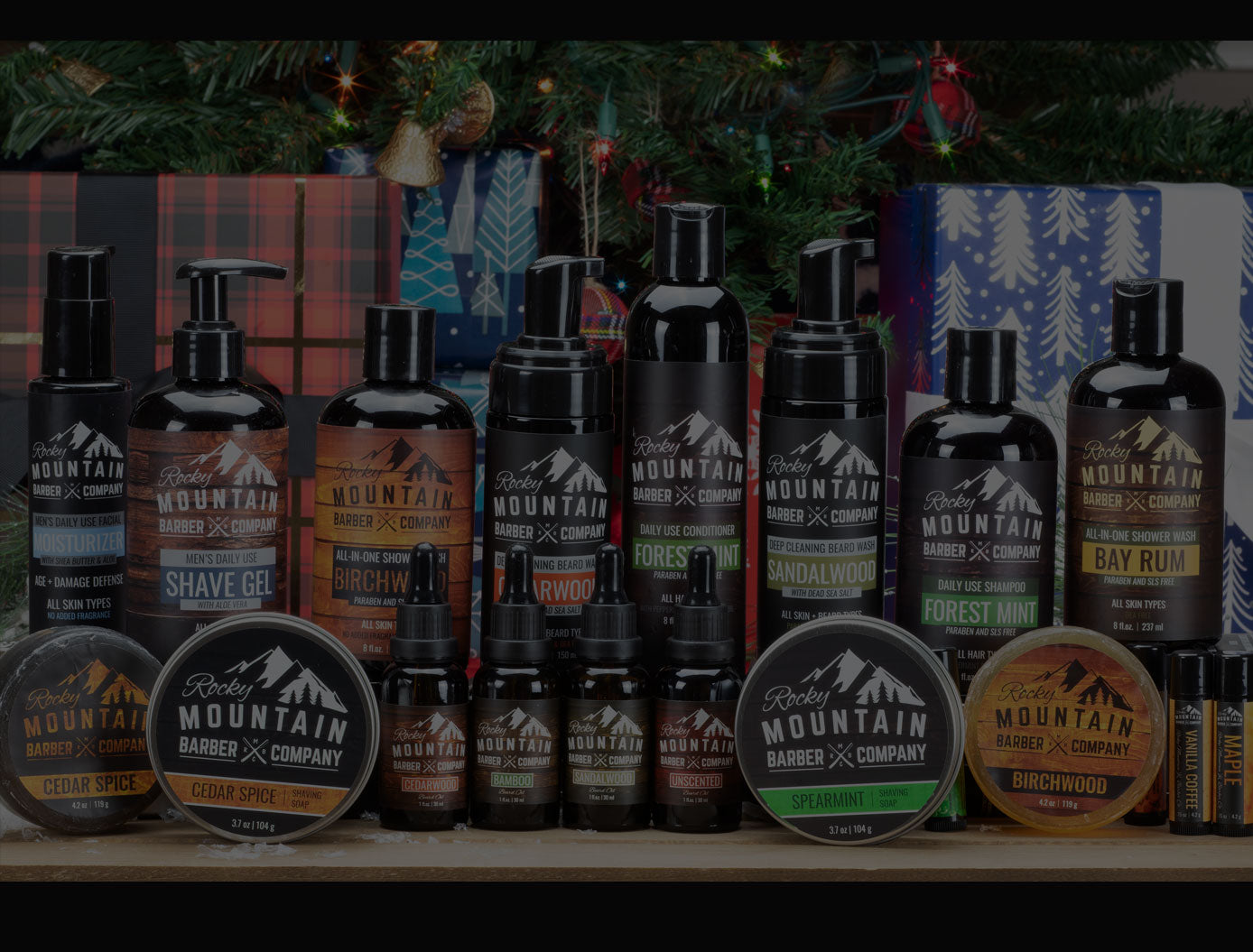 Men's Grooming Gift Sets