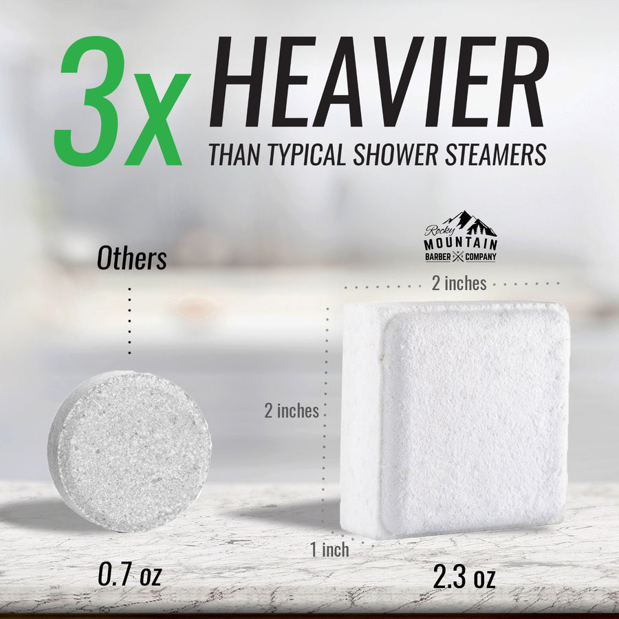 Shower Steamers | 6 Pack